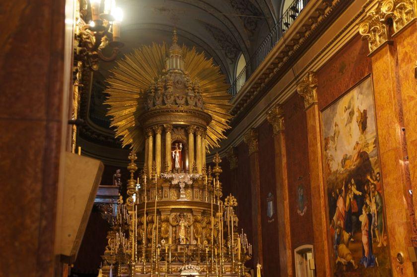 Altar da Catedral
